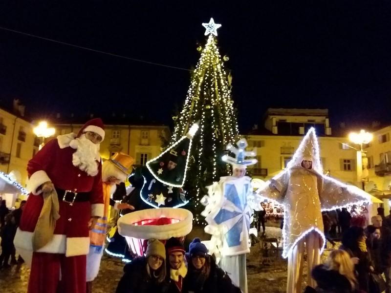 Villaggio Babbo Natale Torino.Venaria La Prossima Settimana L Ingiunzione Al Villaggio