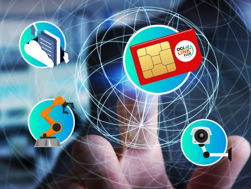 OGILink® FLEX: internet a consumo su misura per te!