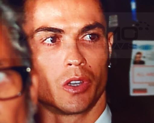 Festival di Sanremo, Cristiano Ronaldo è all'Ariston per applaudire la sua Georgina