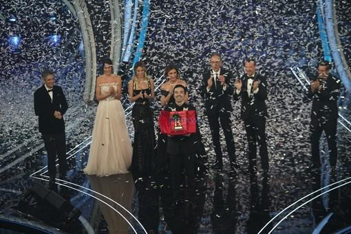 """Diodato vince il 70° Festival di Sanremo con """"Fai rumore"""" (Foto e Video), 12esima la torinese Levante"""
