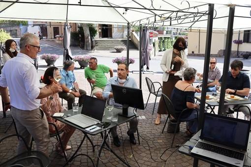 A Barbaresco, il Moscato d'Asti dialoga con la nocciola Piemonte
