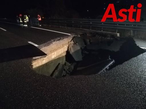 Maltempo in Piemonte: chiusure sulla A6, A5 e A21, traffico al collasso nel Torinese