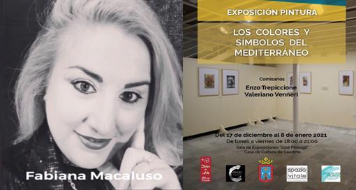 L'artista internazionale Fabiana Macaluso e gli artisti del suo progetto Virtual Art Workshop Social Group no profit in mostra in Spagna