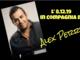 A Venaria: un pranzo dedicato a gusto e musica con Alex Perry