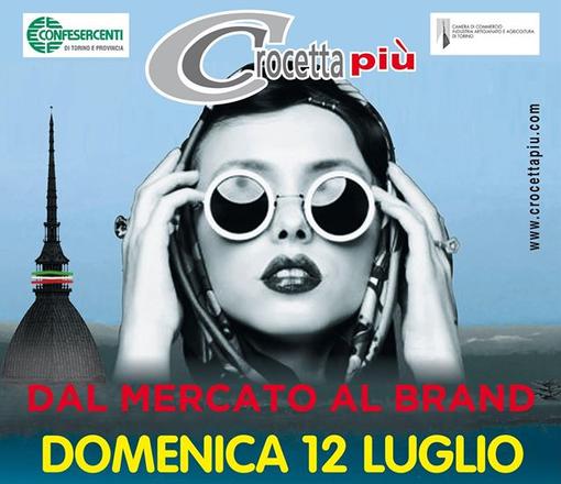 Torino: domenica 12 luglio la moda torna in piazza alla Crocetta!