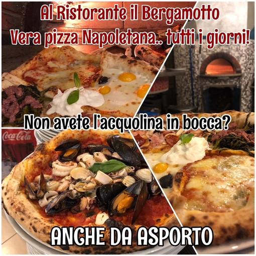 Venaria: la vera pizza napoletana arriva a casa!
