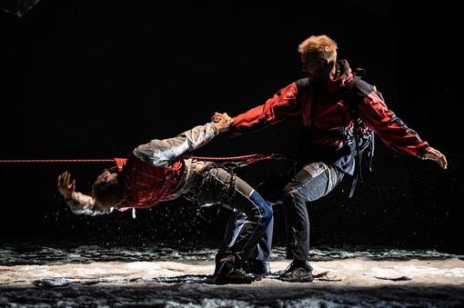 """Torna il teatro al Concordia di Venaria con """"White Out - La conquista dell'inutile"""""""