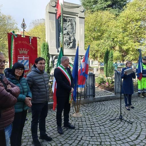 Collegno si mette sull'attenti e celebra la ricorrenza del 4 novembre