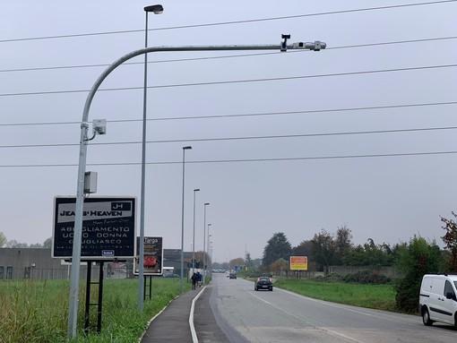 Varchi elettronici a Grugliasco, sono a metà dell'opera i lavori per la sicurezza del territorio [FOTO]