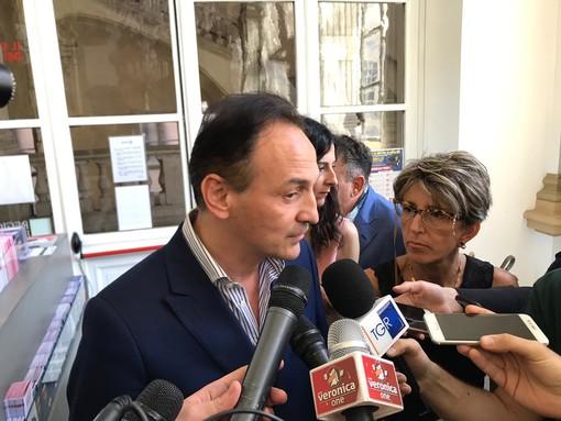 """Coronavirus, il Presidente Cirio: """"Sono guarito, ora corro all'Unità di crisi"""""""