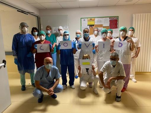 L'ospedale di Pinerolo chiude un reparto Covid, a Rivoli diminuiscono i ricoverati