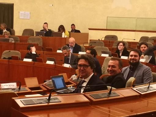 'Ndrangheta, arresto di Rosso: Nicco entra ufficialmente in Consiglio regionale