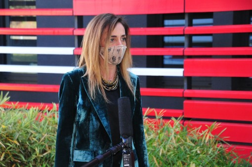 Elena Chiorino, assessore all'Istruzione
