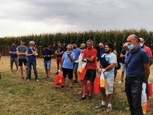 Riflettori puntati sulle nuove tecniche di coltivazione di mais e soia. Il successo dell'evento di Fondazione Podere Pignatelli
