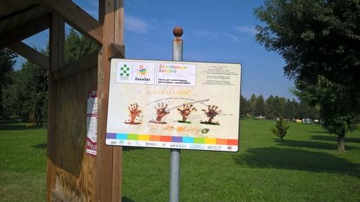 Parte il terzo Giardino d'altro tempo per i bambini al parco Paradiso di Grugliasco