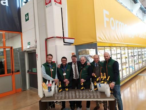 Inaugurato a Rivoli il primo cash and carry GrosMarket della provincia di Torino [FOTO e VIDEO]