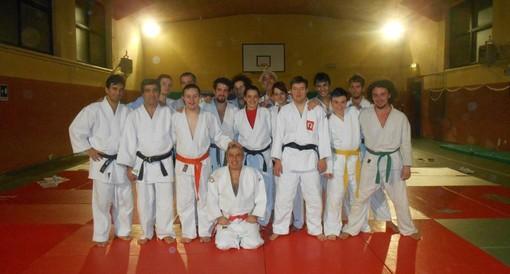 Ecco la mossa vincente: festa per i primi 40 anni del judo Alpignano