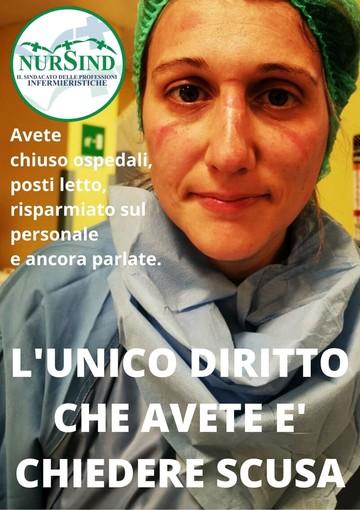 """Coronavirus, infermieri sul piede di guerra: """"Non solo il Covid: oggi paghiamo anche scelte scellerate sulla Sanità"""""""