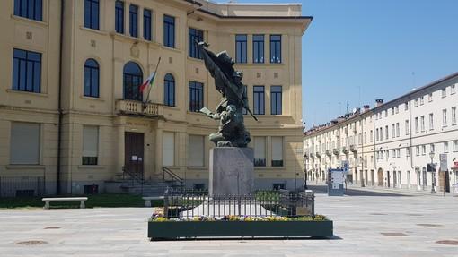 """Festa della Liberazione, anche Venaria si prepara a un 25 aprile in """"solitudine"""""""