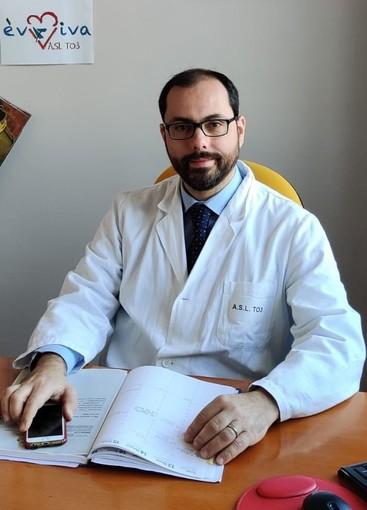 Rivoli, Michele Grio nuovo direttore della struttura di Anestesia e Rianimazione