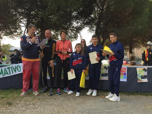 Alpignano, successo di pubblico all'inaugurazione del Percorso Vita al Parco della Pace [FOTO]