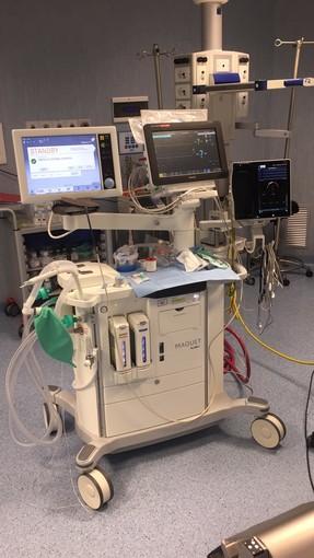 """Pinerolo e Rivoli: in Anestesia e Rianimazione macchine che """"ascoltano"""" il paziente"""