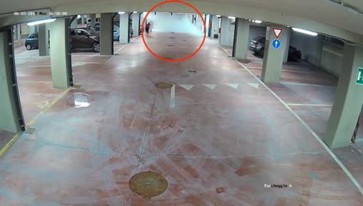 Venaria, sorpresi a vandalizzare il parcheggio Petitti: lavori socialmente utili per i responsabili