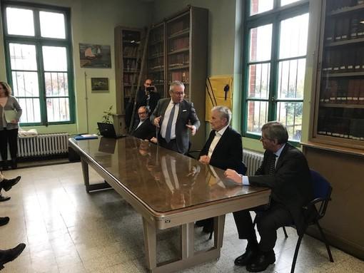 Collegno, il centro di documentazione sulla psichiatria intitolato a Roberto Contartese