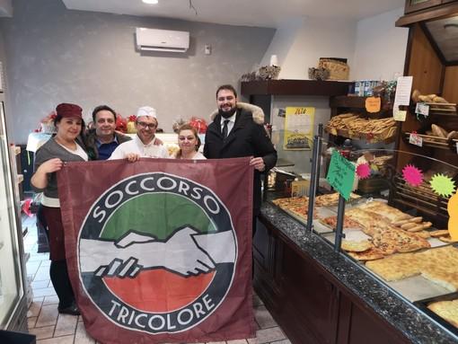 """Soccorso Tricolore dona pane alle famiglie italiane, Marrone (FdI): """"Iniziativa che scalda il cuore"""""""