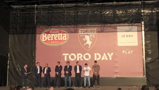 Grugliasco, Toro day sul palco delle Gru che si tinge di granata per il quinto anno consecutivo [FOTO e VIDEO]