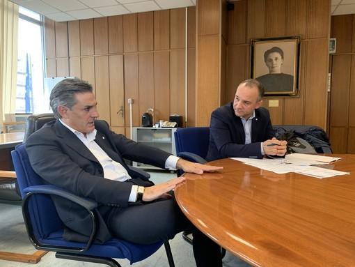 Rivoli, confronto tra il sindaco Tragaioli e i sindacalisti Uil per parlare di Sanità