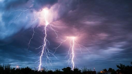 Meteo, sul Piemonte scatta l'allerta gialla: temporali in arrivo per questa sera