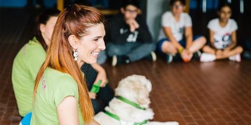 """In arrivo nel weekend il corso di pet therapy dell'associazione """"Umanimalmente"""" di Grugliasco"""