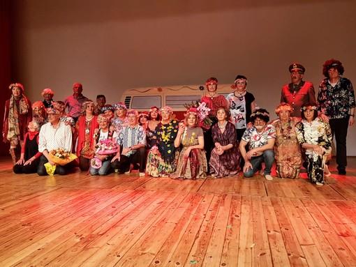 L'Unitre di Grugliasco chiude l'anno accademico a teatro e rimanda a settembre per le iscrizioni ai prossimi corsi [FOTO]