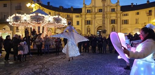 Adesso sì che è Natale, anche a Venaria: musica e suggestioni per l'accensione delle luci 2019 [FOTO e VIDEO]