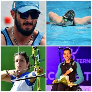 combo atleti paralimpici