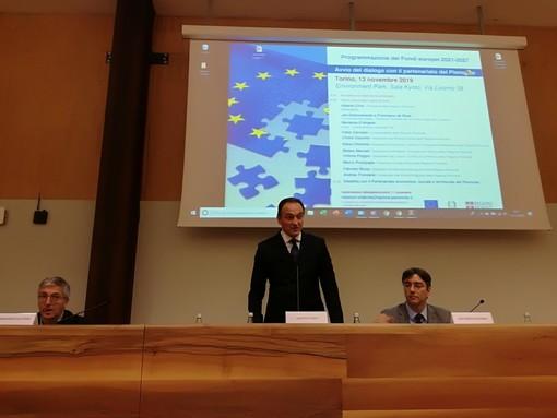 Fischio d'inizio per la partita 2021-2027: l'Europa ci mette i soldi, il Piemonte deve mettere le idee giuste