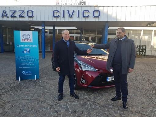Collegno sostenibile: un'auto ibrida per la città