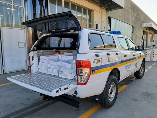 Coronavirus, da Fondazione CRT 5 nuove ambulanze per il Torinese
