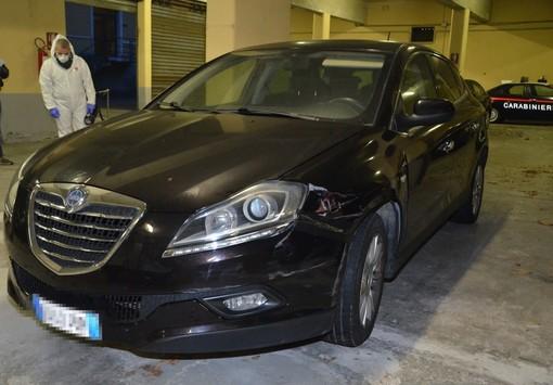 Omicidio Prinzi: trovata l'auto della vittima con tracce di sangue