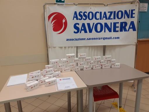 Saturimetri dell'Associazione Savonera