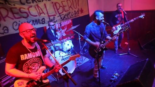 Notte Punk sabato 22 febbraio al Padiglione 14 di Collegno