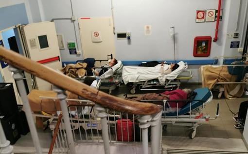 """La denuncia di Nursind: """"Mancano posti letto, impossibile assistere in queste condizioni"""""""