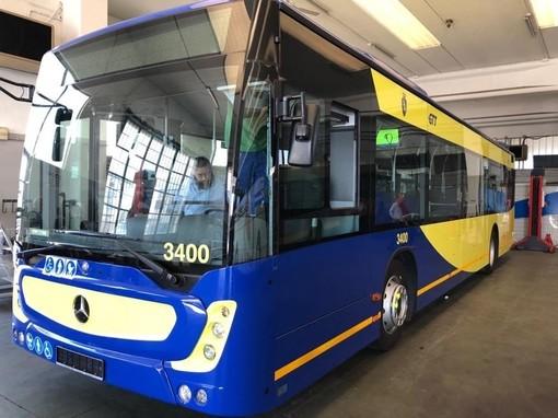 Mobilità sostenibile, approvato il piano regionale per la sostituzione dei bus inquinanti