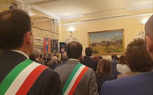 Collegno festeggia i suoi due nuovi Cavalieri della Repubblica: Paola Fuggetta e Pietrantonio Tassinari