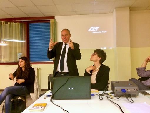 Collegno, il candidato sindaco Casciano incontra il quartiere Villaggio Dora