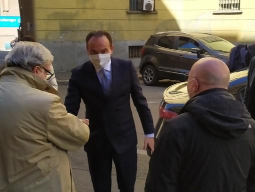 """Vaccini, Cirio schiera il suo """"esercito"""": """"Obiettivo 30mila dosi giornaliere entro metà aprile"""" [VIDEO]"""