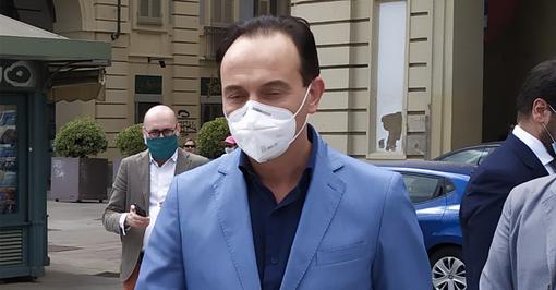"""Cirio apre alle visite ai congiunti in altre regioni: """"Si potrebbe fare già dalla prossima settimana"""" [VIDEO]"""