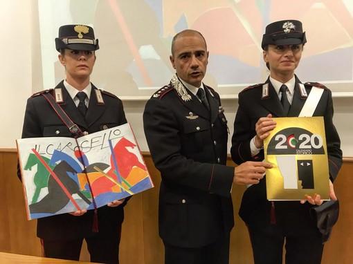"""Presentato il Calendario Storico dei Carabinieri: """"Un prodotto che avvicina l'Arma ai cittadini"""" [VIDEO]"""