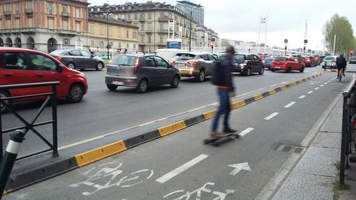 """Ciclabile Torino-Collegno, la Città: """"Dobbiamo rispettare i requisiti del bando regionale"""""""